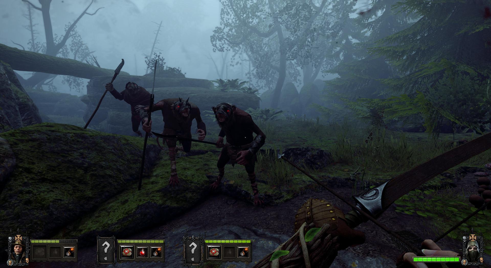 Warhammer End Times - Vermintide - Der Elf gegen die Rattenmenschen