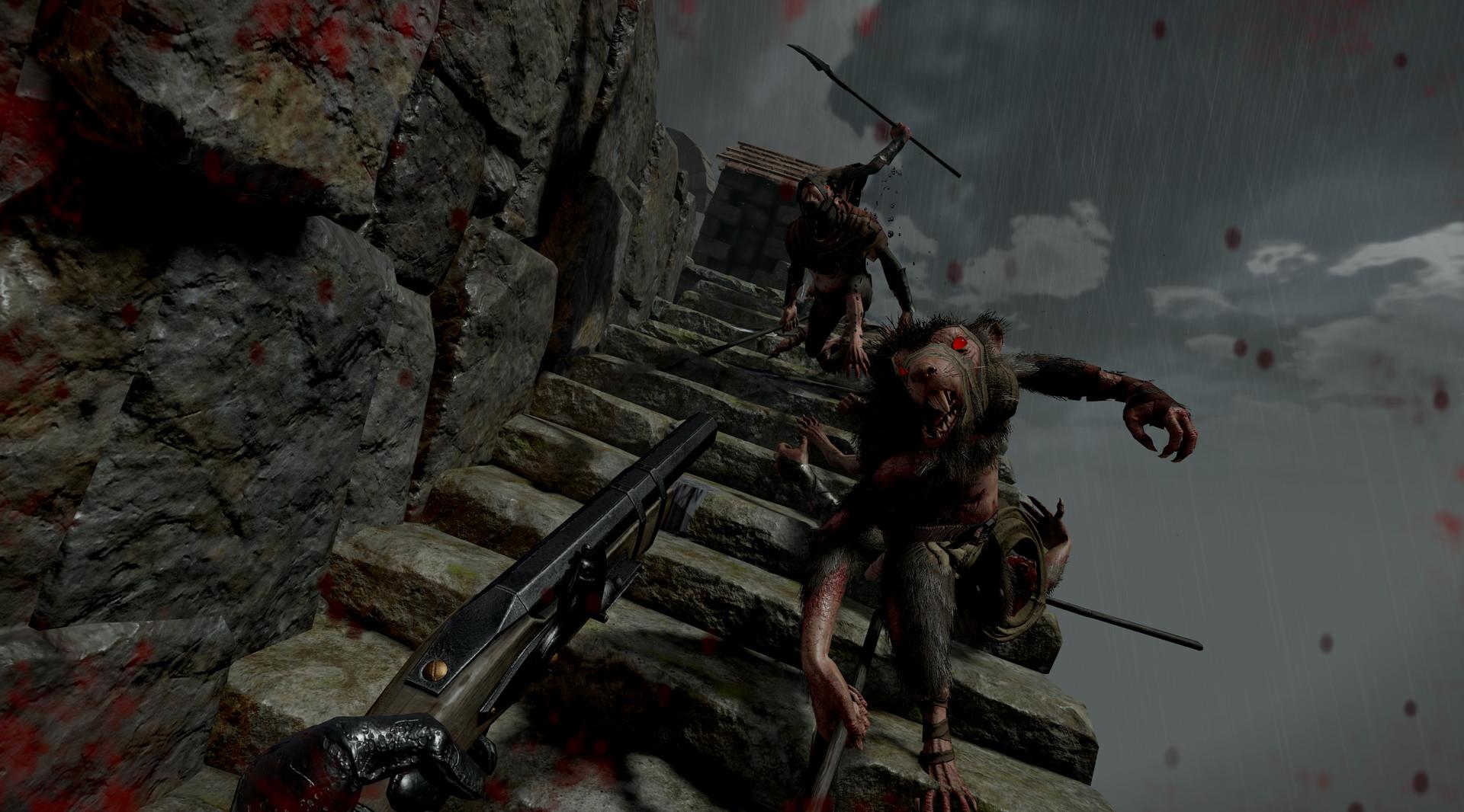 Warhammer End Times - Vermintide - Mit Pistolenfeuer gegen die dunkle Brut