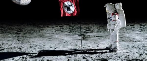 Nazis auf dem Mond