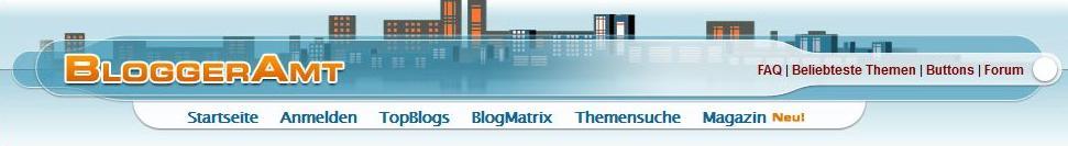 bloggeramt