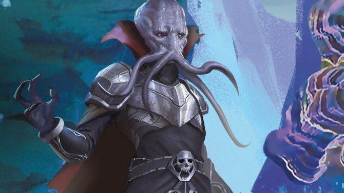 Gedankenschinder Wizards-of-the-Coast-Artwork