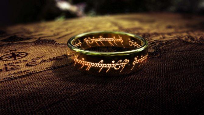 Der Herr der Ringe Der eine Ring