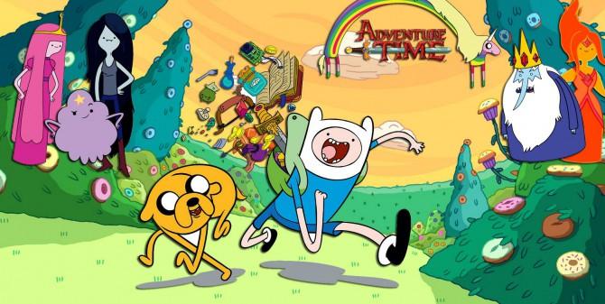Geliebte Adventure Time – Abenteuerzeit mit Finn und Jake   Game-2.de #VE_18