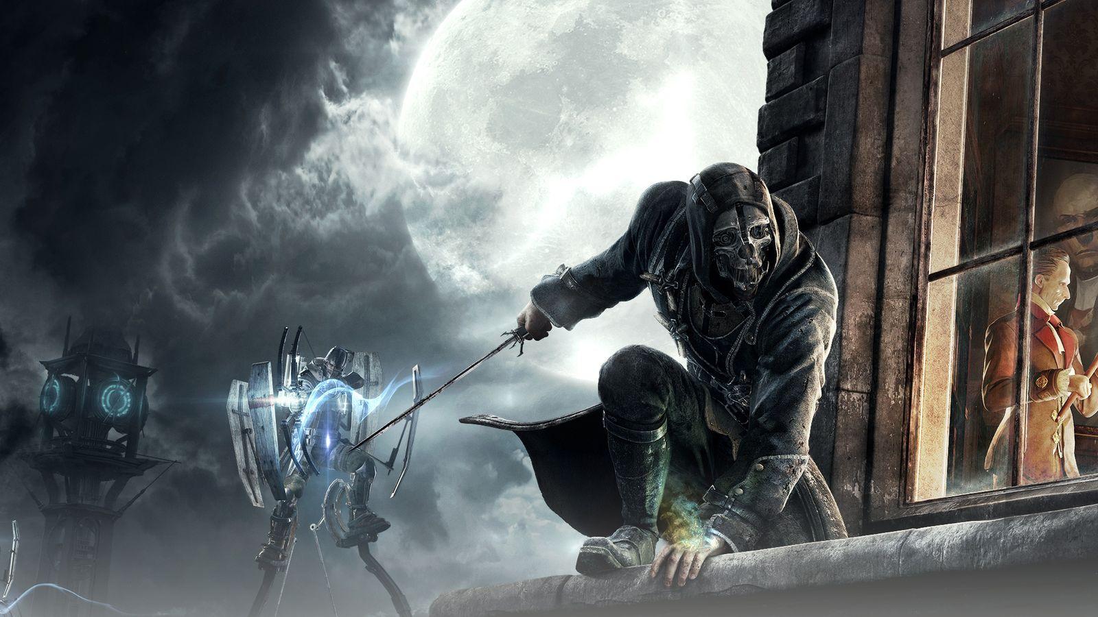 Dishonored-Auf-Win-10-Spielen