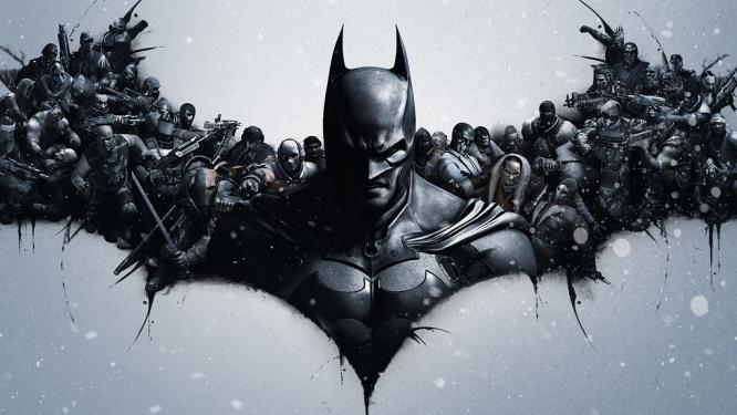 Batman Spiele Reihenfolge
