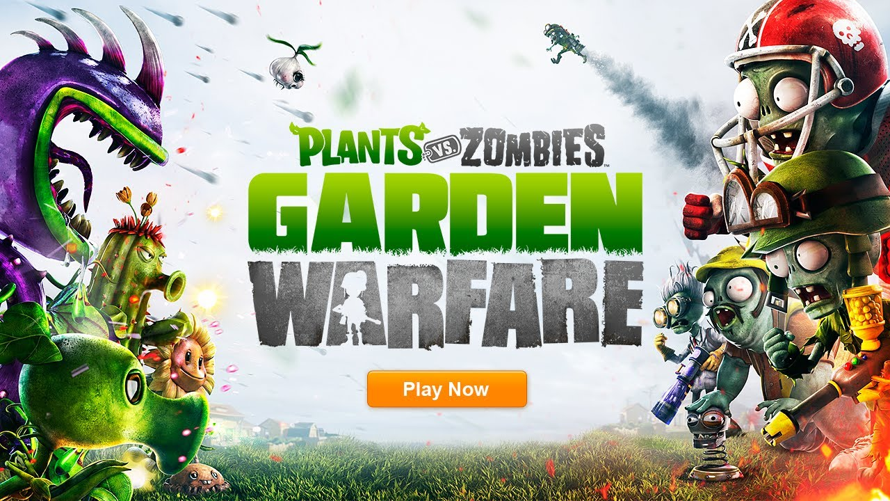 Plants Vs Zombies Garden Warfare Modi Und Release Game 2de