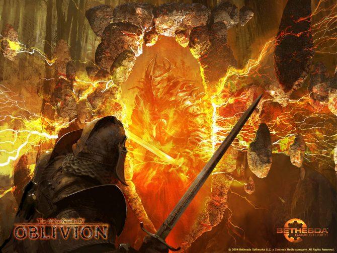 The Elder Scrolls Iv Oblivion Goty Deluxe Edition German Patch Game 2 De